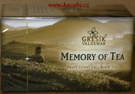MEMORY OF TEA